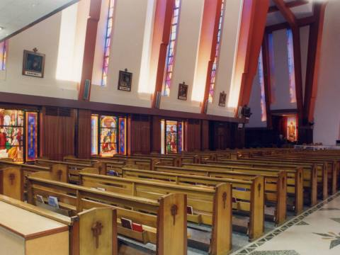 教堂內一角C